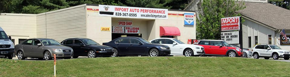 Affordable auto repair in Arden or Asheville