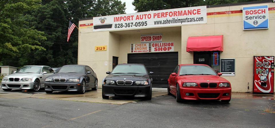 BMW Repair, Service & Maintenance in Asheville